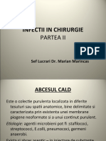 Infectii in Chirurgie 2