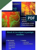 Patologie vasculara 1