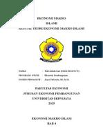 Ekonomi makro Islam tentang perspektif uang dalam islam