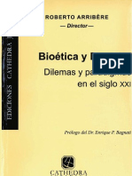 Arribere Roberto - Bioetica Y Derecho