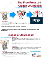Citizen Journalism 2