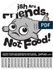 Fish Are Friends, Not Food