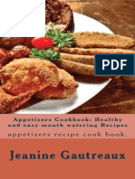 Appetizer Recipes Healthy & Eas - Jeanine Gautreaux.pdf