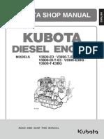 Kubota v3600 Engine Manual