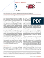 2015 Quality Indicators for EGD. AJG