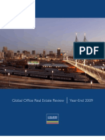 Global Office Real Estate Review Year End 2009
