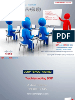 Chapter 7 Troubleshooting BGP