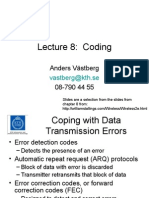 F8 error correcting codes.ppt