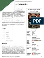 Os Pilares Da Terra (Minissérie) – Wikipédia, A Enciclopédia Livre