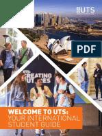 UTSI Arrival Guide