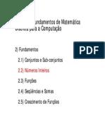 Apostila - Teoria dos Números - 01.pdf