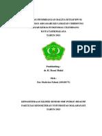 Cover SMD Perorangan