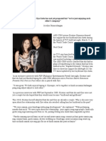 Kristine Hermosa Says Oyo Sotto Has Not Yet Proposed But
