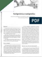 Capítulo Livro - Nutrigenética e Nutrigenômica