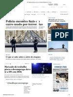 As Últimas Notícias Do Dia No Portal Do Estado de S