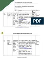 Planificación Clase a Clase 7-Unidad5 ciencias