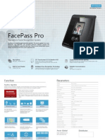 290072 Anviz FacePassPro Catalogue