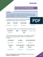 formulación Orgánica Compuestos Nitrogenados y Combinados Unicoos