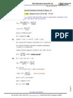 11. Practice Paper 10 (Paper 3)_ans