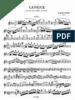 Saint-Saëns - Caprice Op.79 Fl Ob Cl and Piano (1)