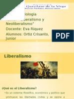Liberalismo y Neoliberalismo