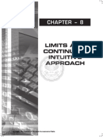 Ch 8 - Limits & Continuity