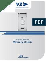 Manual Arrancador V2