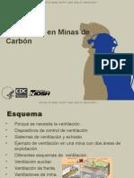 Ventilacion Minas de Carbon