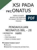 Infeksi Pada Neonatus