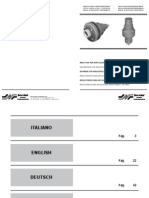 Manual-Industrial Sseries Slewing