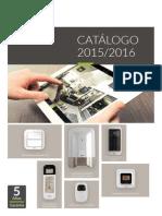 Catalogo DeltaDore 2015 2016 ES