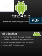 Inside the Android Application Framework