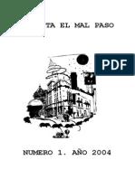 Revista El Mal Paso - Número 1