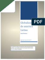 Globalizacion de America Latina