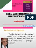 Clase 1.- Curso Ginecobstericia , Salud Sexual y Reproductiva y Consentimiento Informado