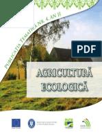 AGRICULTURA ECOLOGICA REGULAMENTUUJ