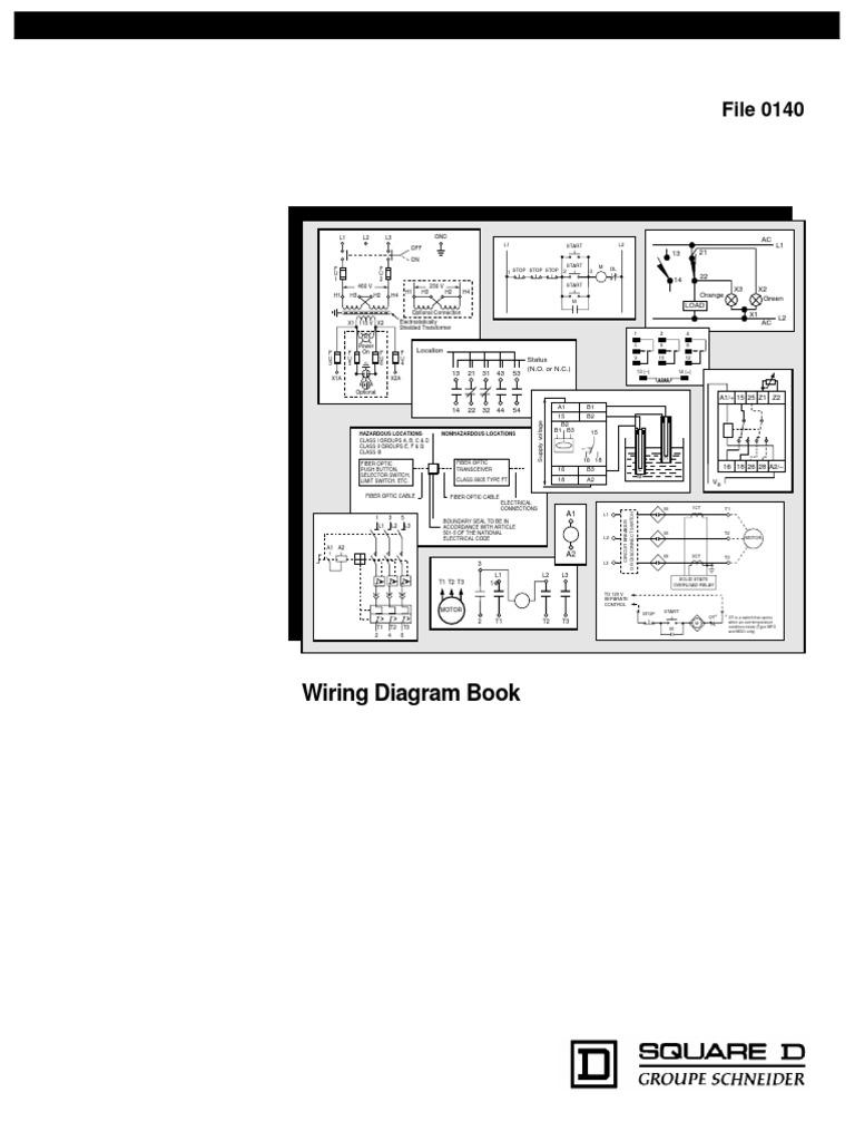Wiring Diagram Book (Diagramas de Control Eléctrico Square