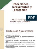 Infecciones Intercurrentes y Gestación