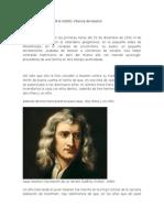 Biografia de Newton