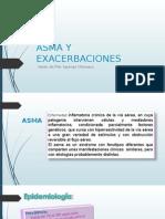 Asma y Exacerbaciones