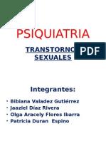Trastorno Sexuales