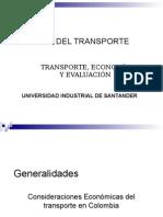 2. Transporte, Economia y Evaluacion