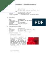 Empresas Dedicadas a Los Tipos de Envaces