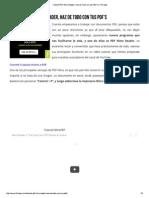 Tutorial PDF Nitro Reader, Haz de Todo con tus PDF's _ Friki Aps.pdf