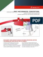 SOLIDWORKS Mechanical Conceptual Datasheet