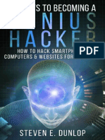 Hacking Secrets to Becoming a Genius Hacker How to Hack Smartphones- Computers - Websites for Beginners