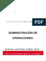 ADMINISTRACIÓN+DE+OPERACIONES.