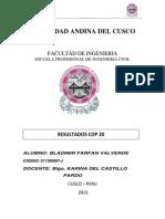 Resultados de La Cop20 Lima Peru