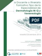 Dermatología MQ y Venereología 2015