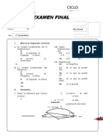 Examen Verano Fisica Fila a (1 Sec)